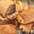 Variedades de pan y bollería para cualquier hora del día