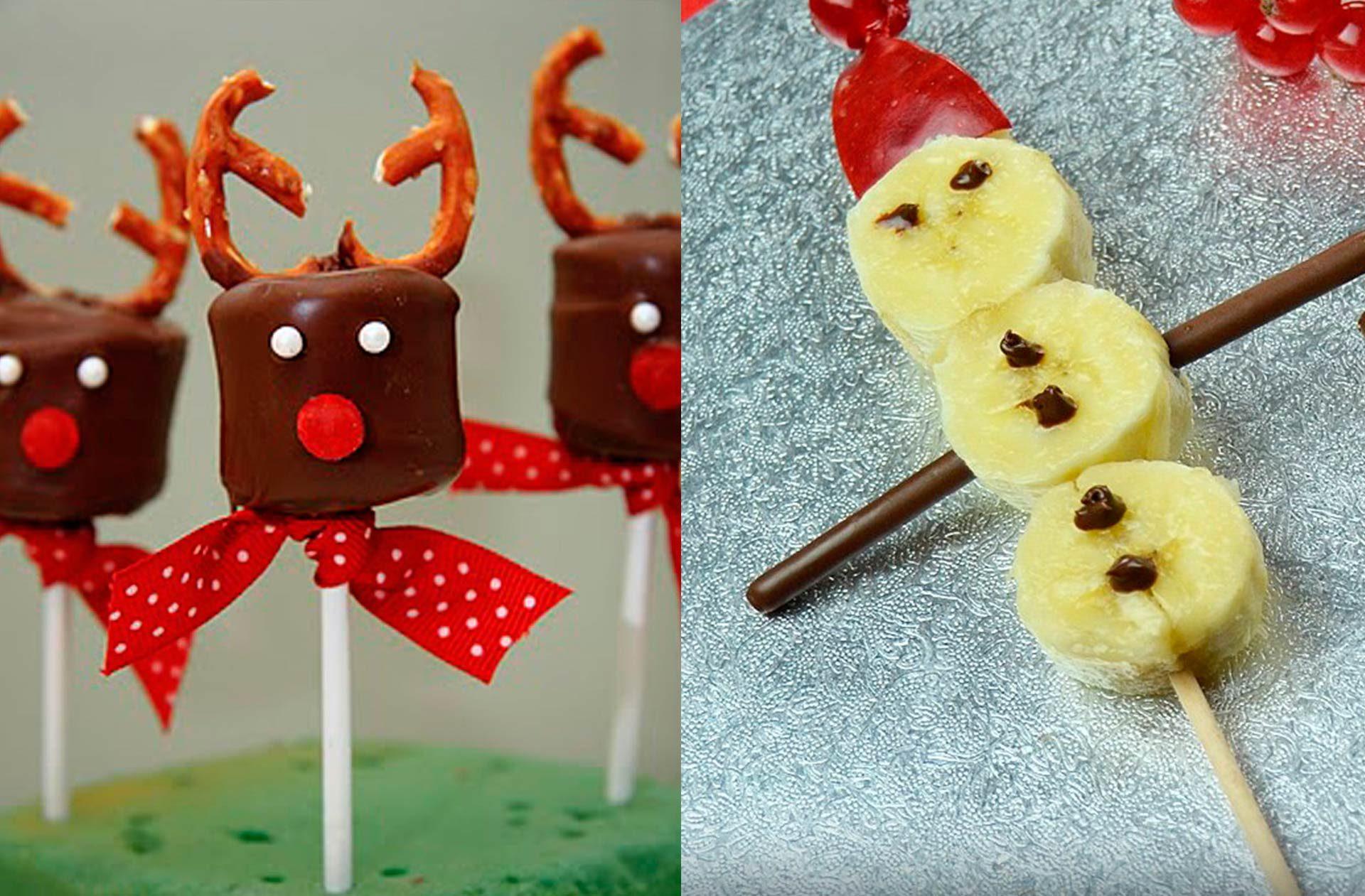 Recetas fáciles y divertidas para hacer con niños en Navidad