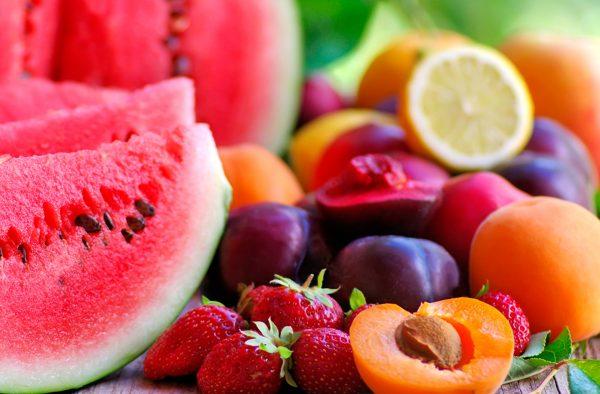 Alimentos para cuidarte en verano