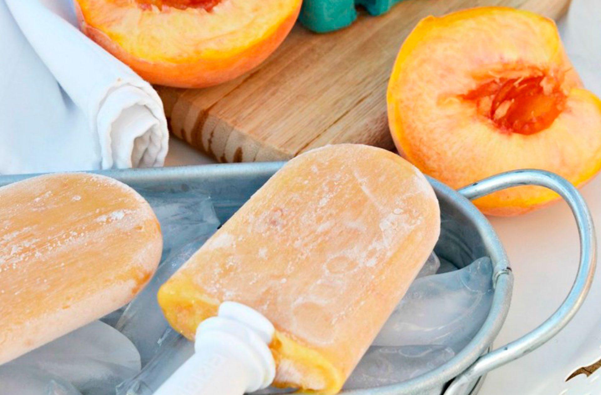 Prepara helados caseros y saludables