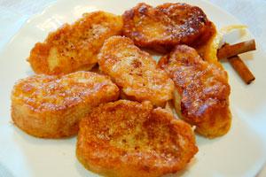 Torrijas de leche, un dulce tradicional en Semana Santa