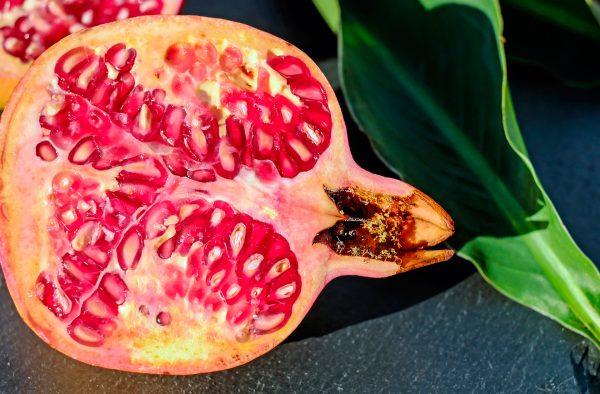 La Granada: alto poder antioxidante y rica en vitaminas