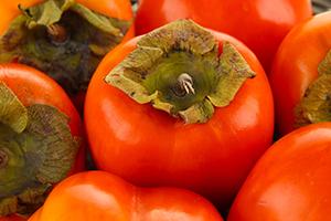 Temporada de caquis: frutas dulces y saludables