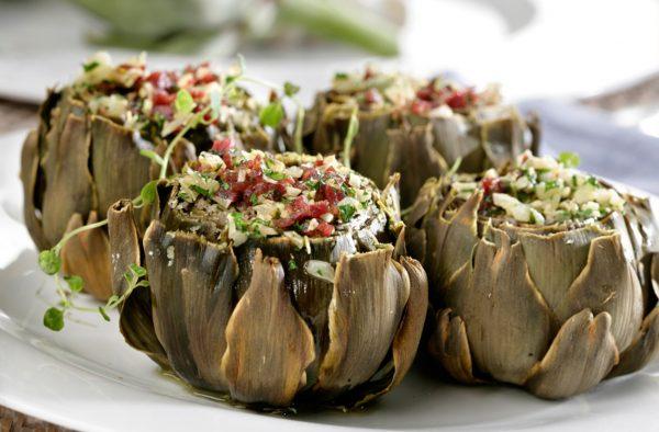 Recetas con alcachofa: algunas ideas para sacarle partido
