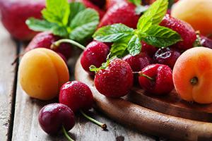5 Frutas para saborear la primavera