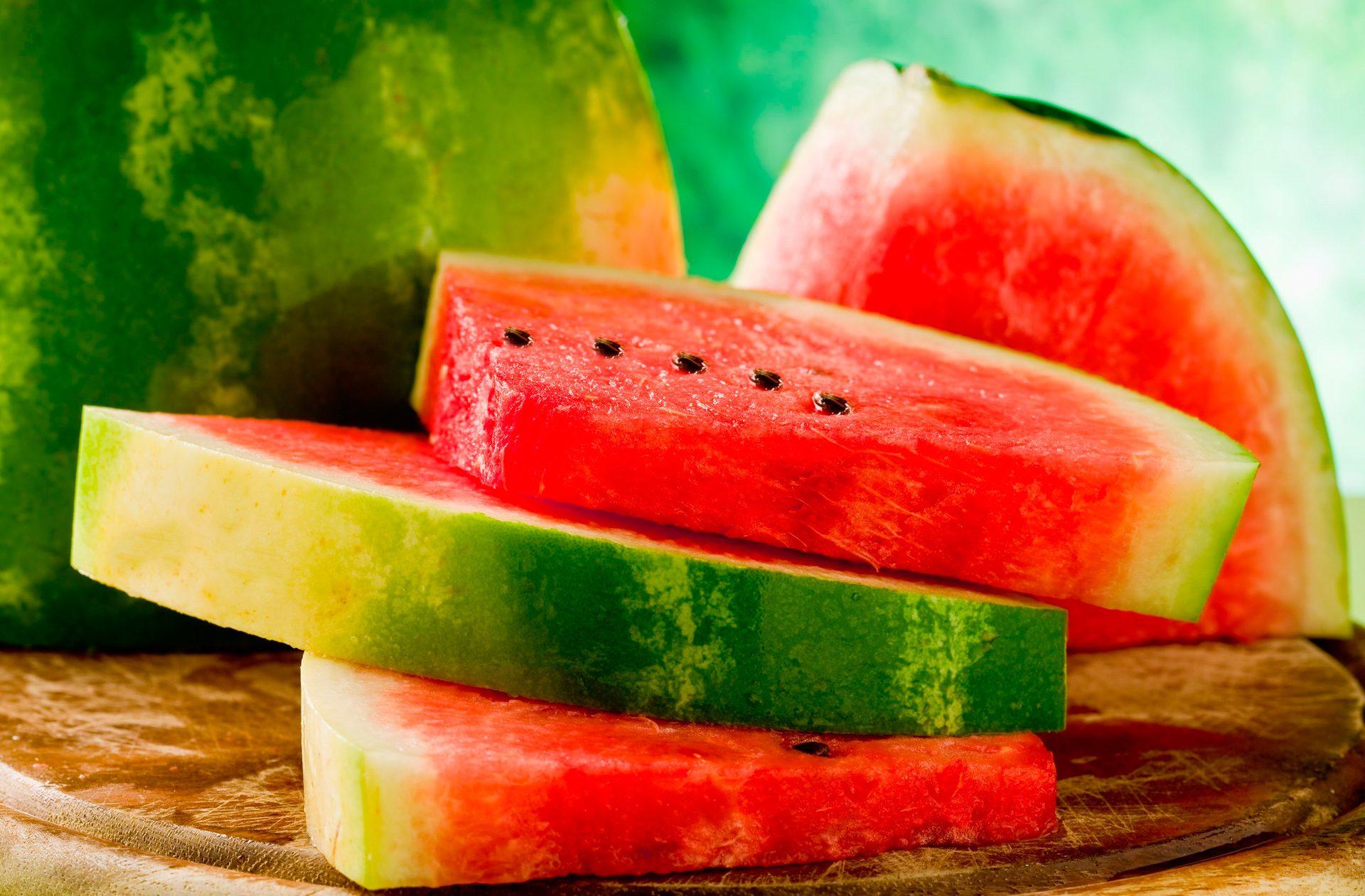 Trucos para sacar partido a la sandía y el melón