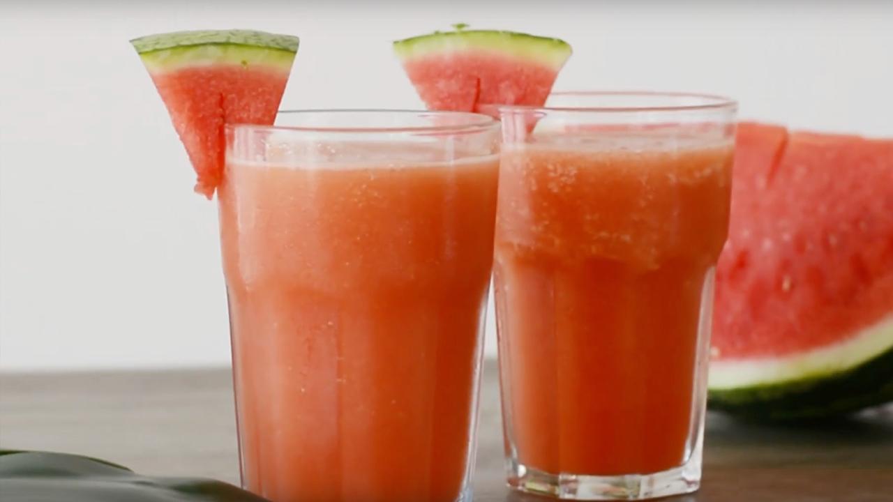 Receta saludable: Smoothie de fruta