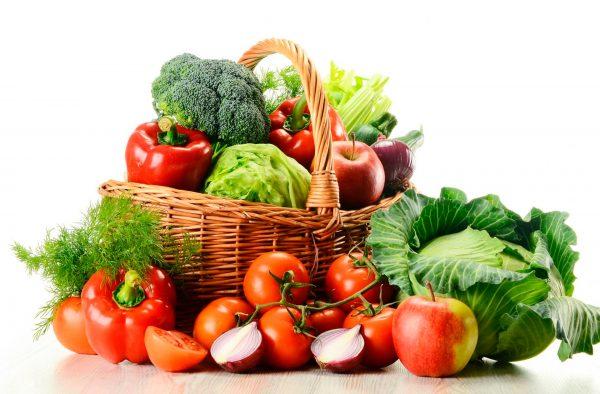 Verduras y hortalizas de temporada en otoño