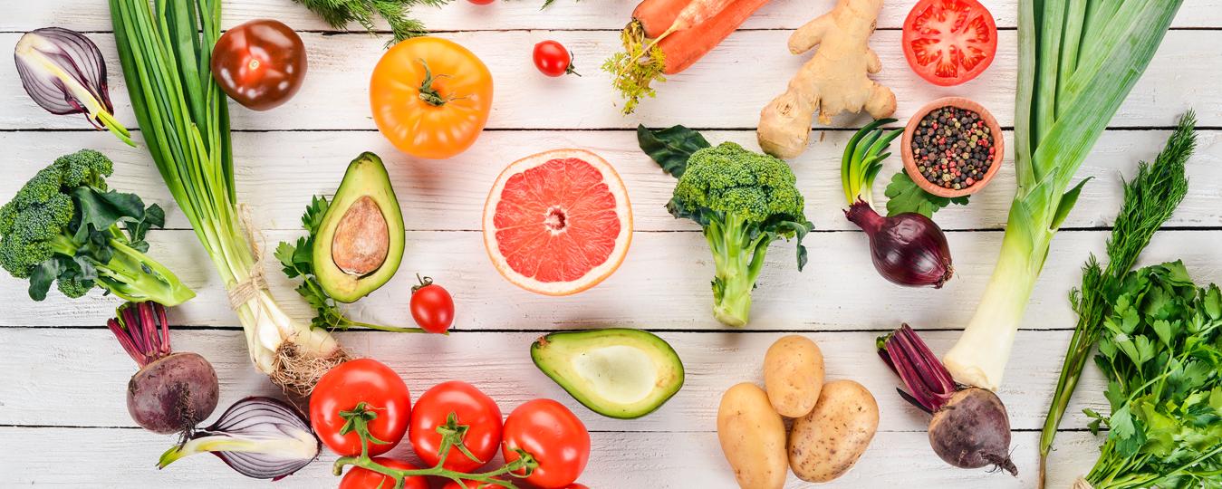 La OMS ha declarado el 2021 como el Año Internacional de Frutas y Verduras