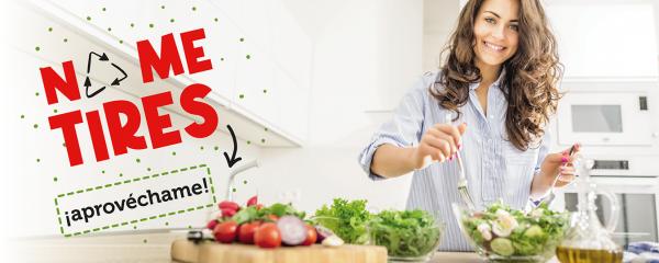 Consejos para aprovechar todos tus alimentos