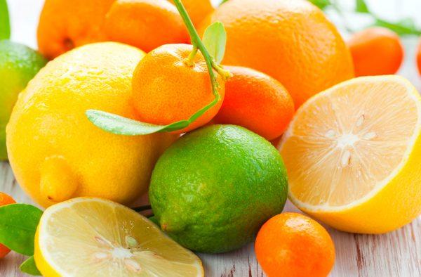 Cítricos, las frutas del invierno