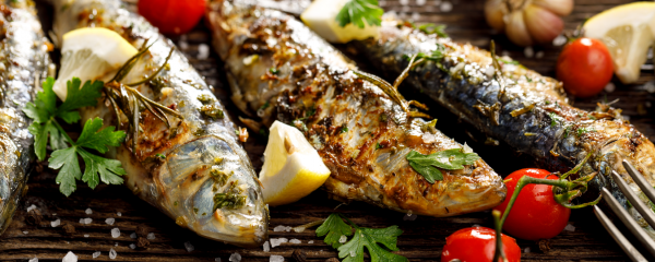 Cómo cocinar sardinas sin olor en casa