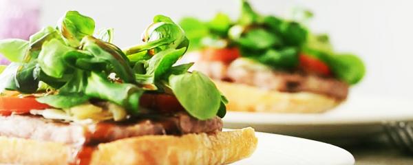 10 combinaciones de hamburguesas que puedes preparar tu mismo