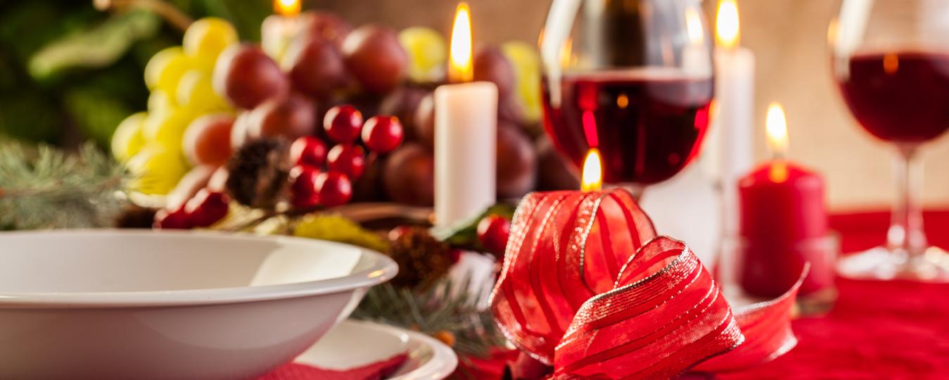 Consejos o trucos para decorar la mesa en Noche Vieja