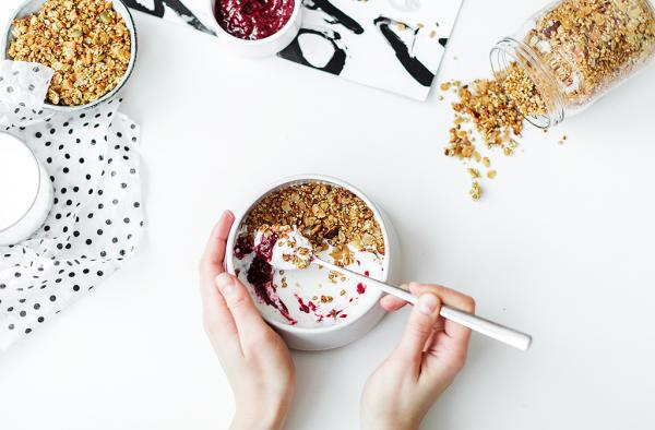 Recetas de desayunos saludables