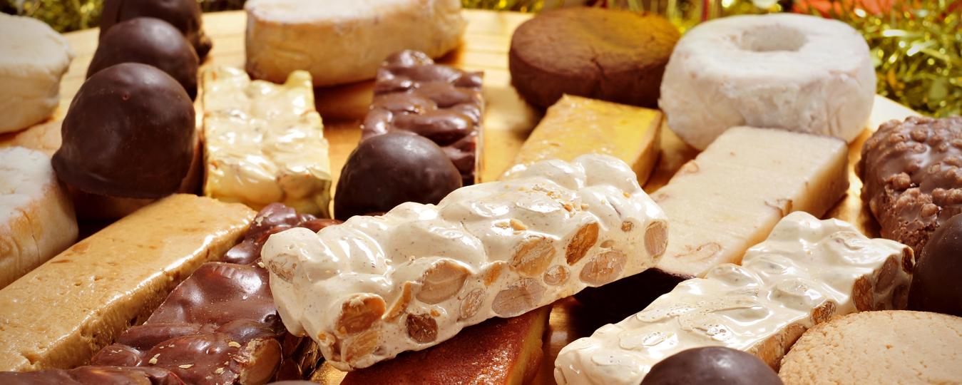 Los dulces típicos de Navidad que no pueden faltar en tu mesa