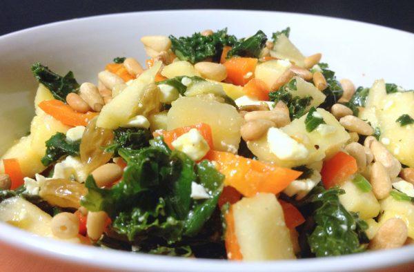 Siete ideas para cocinar las verduras de invierno