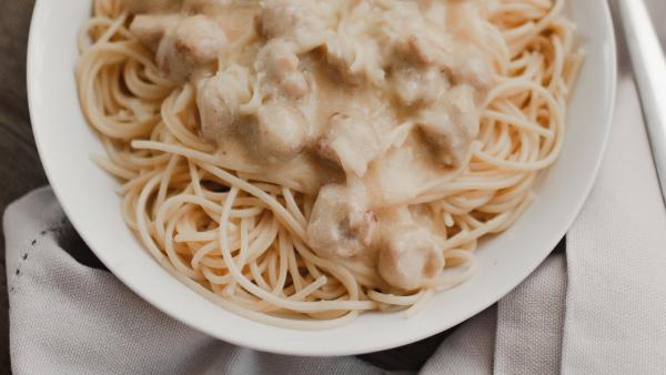 Receta oktoberfest: Espaguetis a la cerveza