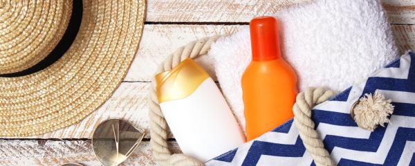 Conoce los factores de protección adecuados para tu piel. 5 productos que nos ayudan a prevenir el daño solar