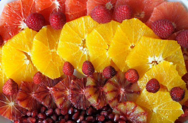 ¿Qué frutas son típicas de la primavera?
