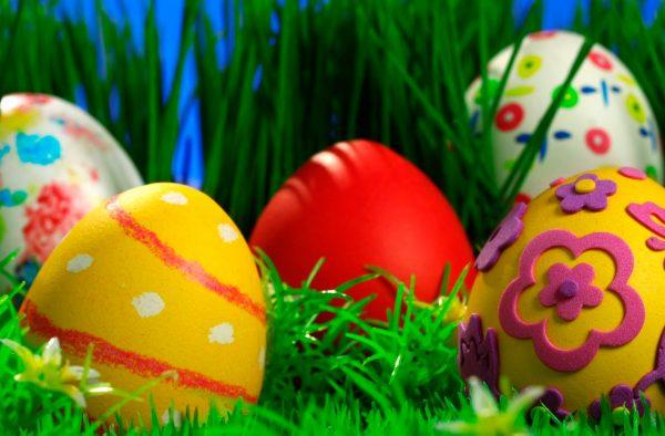 Ideas sencillas para decorar huevos de Pascua