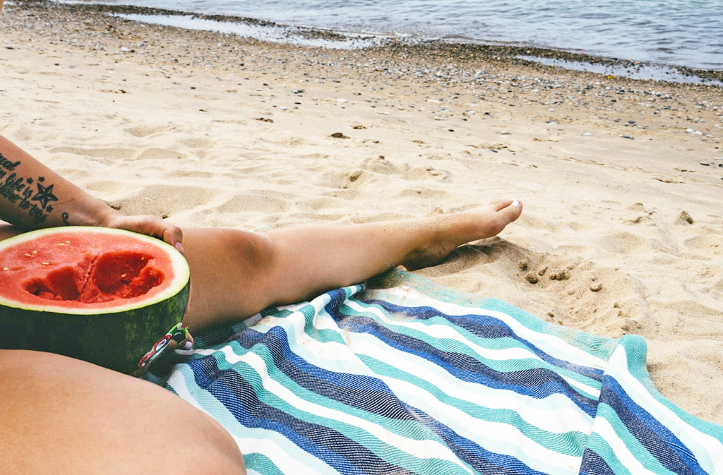 Ideas para comer en la playa
