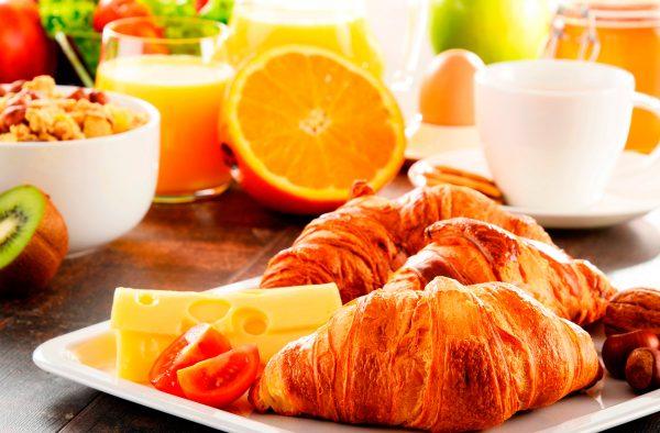 La importancia de desayunar todos los días