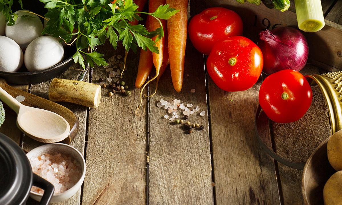 Los mitos de los alimentos