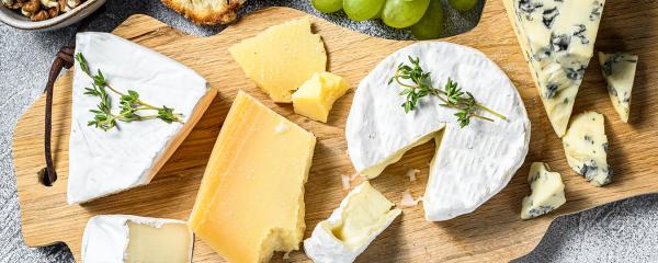 Cómo elaborar la mejor selección de quesos para tu despensa