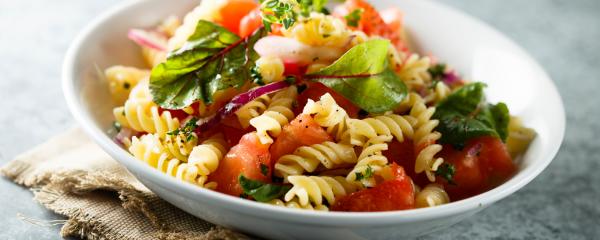 Las mejores ensaladas rápidas para el verano