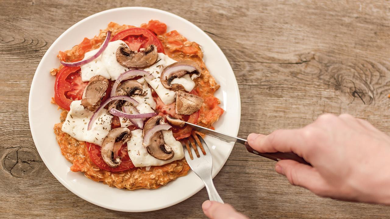 Pizza saludable: La receta de pizza más sana