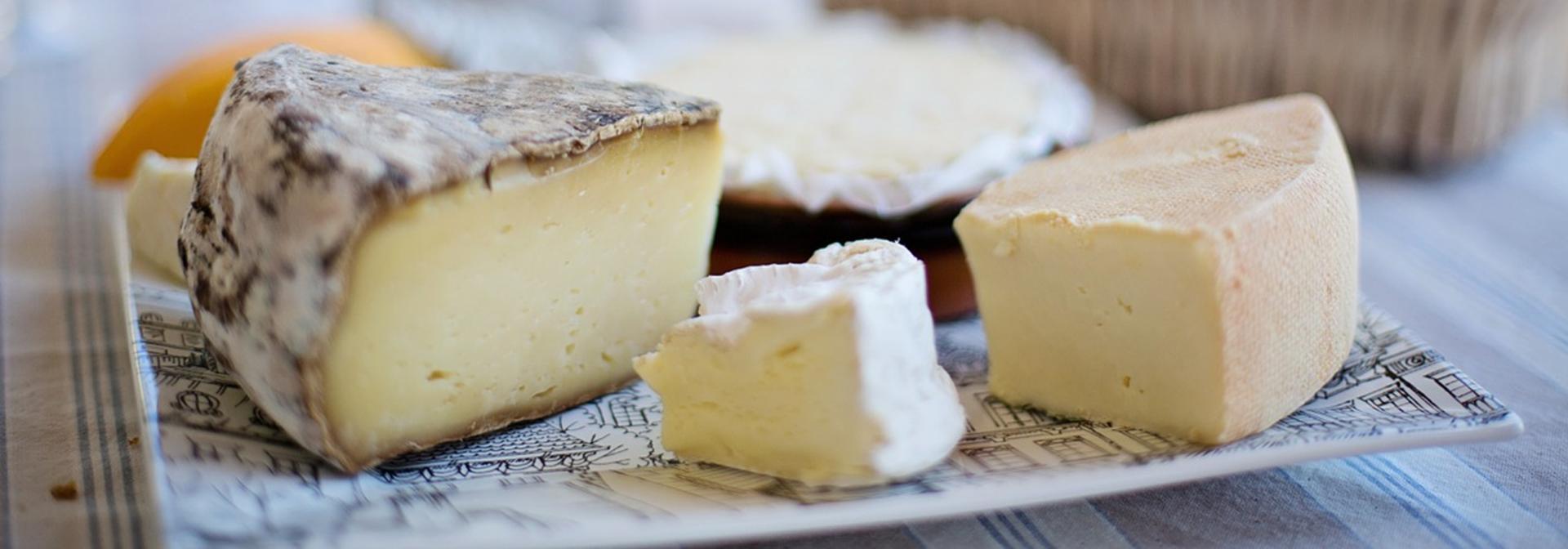 Los quesos del mundo