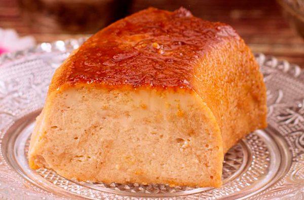 Receta de pan de Calatrava