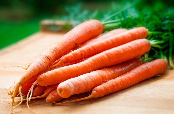 7 propiedades de las zanahorias que deberías conocer