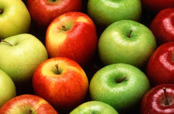 Variedades de manzanas de otoño
