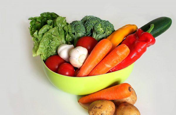 5 Verduras de primavera que debes añadir a tu lista de la compra