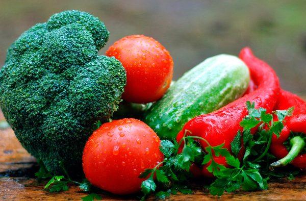 Es tiempo de verduras de verano